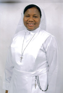 HHCJ Superior General Mother Leonie